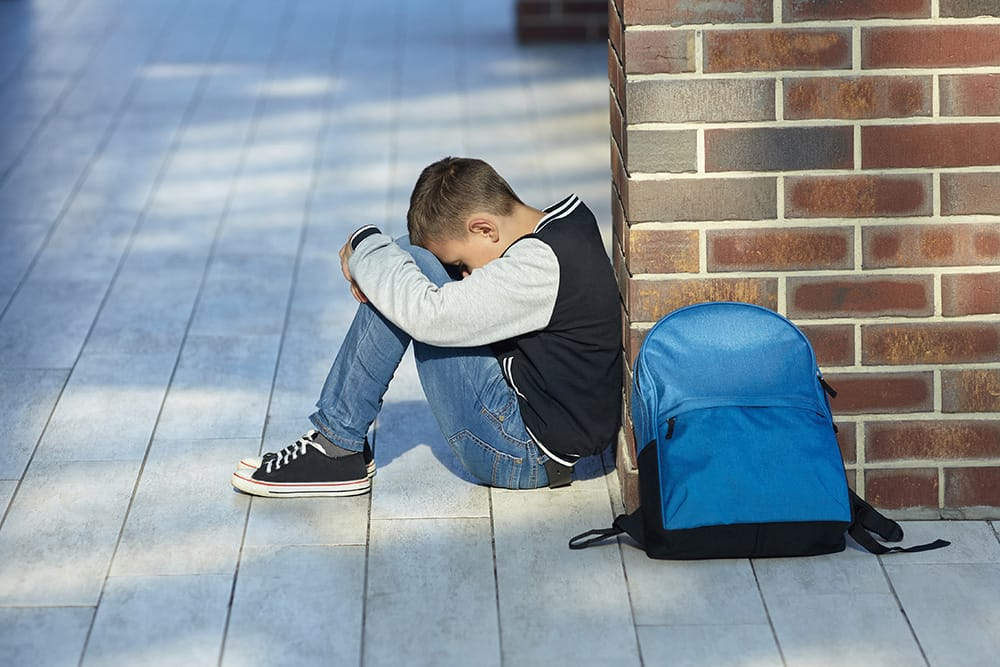 Childhood Bullying Can Have Lasting >> The Long Term Effects Of Bullying And Depression